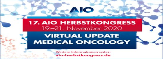 17th AIO Autumn Congress - Virtual Update Medical Oncology