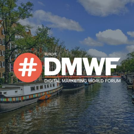Digital Marketing World Forum - Europe 2020