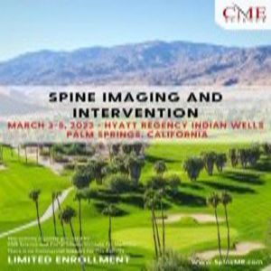 Spine Imaging and Intervention in Palm Springs