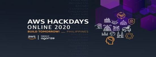 AWS Hackdays Online 2020 Build Tomorrow! - Philippines