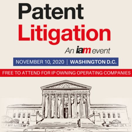 Patent Litigation 2020