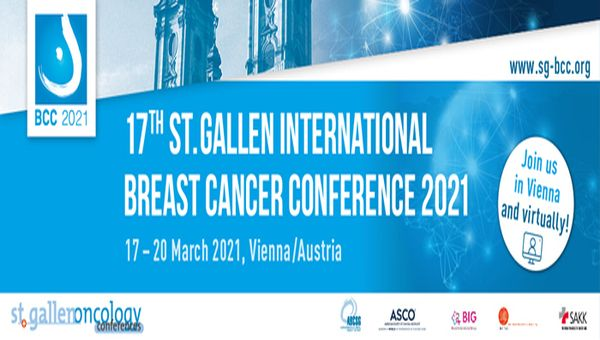 17th St.Gallen International Breast Cancer Conference