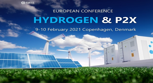 European Conference Hydrogen & P2X