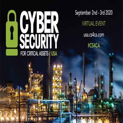 CS4CA USA: Industrial Cyber Security Summit, Online, September 2020