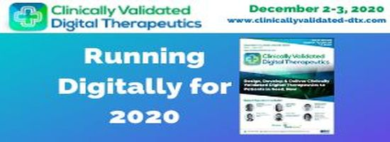 3rd Clinically Validated Digital Therapeutics Summit