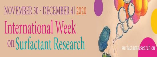 International Week on Surfactant Research
