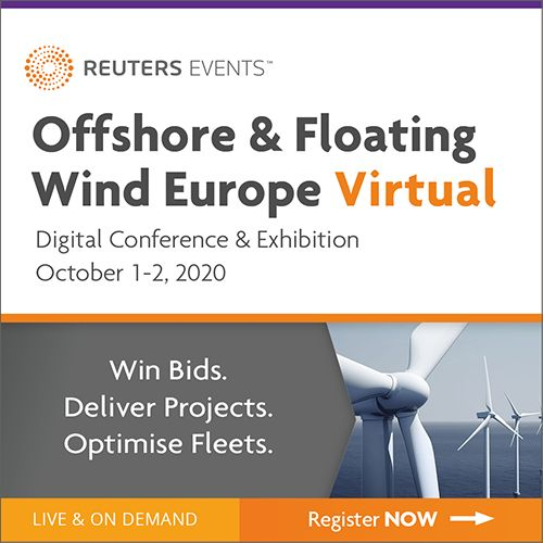Offshore and Floating Wind Europe 2020