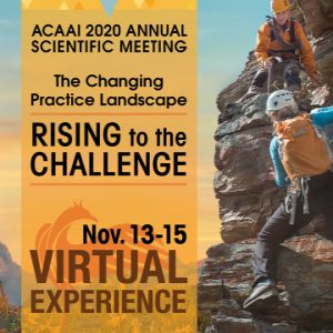ACAAI Virtual 2020 Annual Meeting