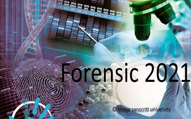 Intern. Workshop on Multimedia Forensic Data Analysis Forensic 2021