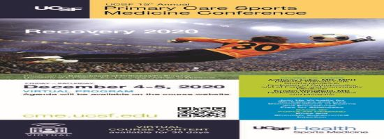 15th Annual UCSF Primary Care Sports Medicine