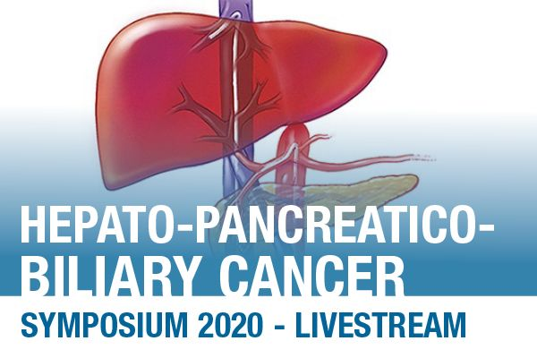 Mayo Clinic Hepato-Pancreatico-Biliary Cancer Symposium 2020 - LIVESTREAM