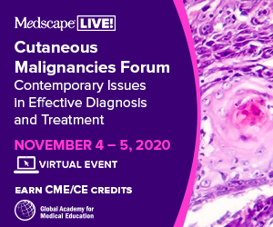 Virtual 2nd Annual Cutaneous Malignancies Forum