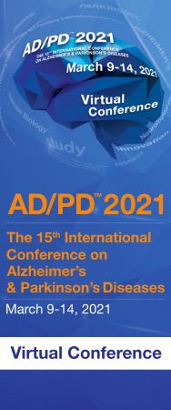 AD/PD™ 2021, 15th​ International Conference on Alzheimer's and Parkinson's Diseases