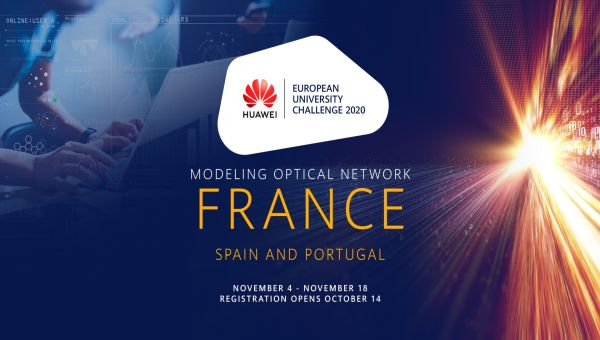Huawei European University Challenge 2020 France
