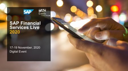 SAP Financial Services Live 2020