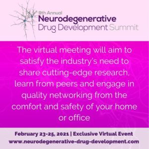 9th Neurodegenerative Drug Development Summit 2021