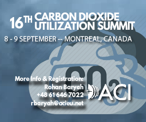 16th Carbon Dioxide Utilization Summit