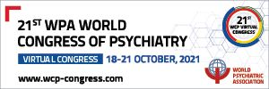 21st WPA Virtual Congress of Psychiatry