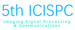 Fifth Intl. Conf. on Imaging, Signal Processing and Communications--Ei Compendex, Scopus