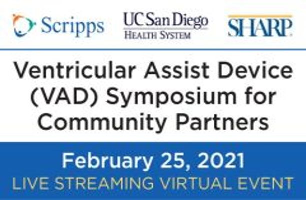 Ventricular Assist Device (VAD) CME Symposium for Community Partners