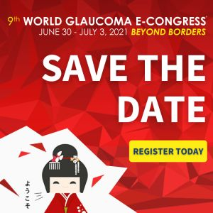9th World Glaucoma E-Congress 2021 | June 30 - July 3 2021