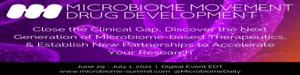 6th Microbiome Movement - Drug Development Summit