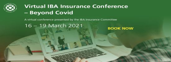 Virtual IBA Insurance Conference - Beyond Covid