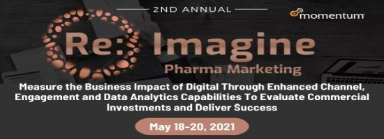 2nd Annual | Re: Imagine Pharma Marketing