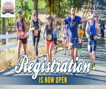The Santa Rosa Marathon, Half Marathon, 10K and 5K