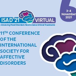 ISAD 2021 - 11th Conference of the International Society for Affective Disorders