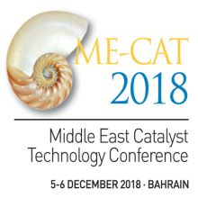 ME CAT 2018 Middle East Catalyst Technology Conference