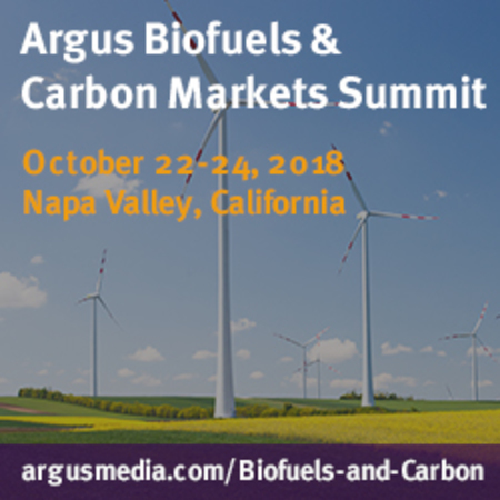 Argus Biofuels and Carbon Markets Summit