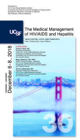 The Medical Management of HIV/AIDS and Hepatitis