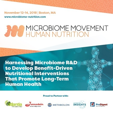 The Microbiome Movement - Human Nutrition Summit