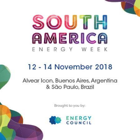 South America Energy Week - BA