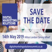 Digital Marketing Solutions Summit London