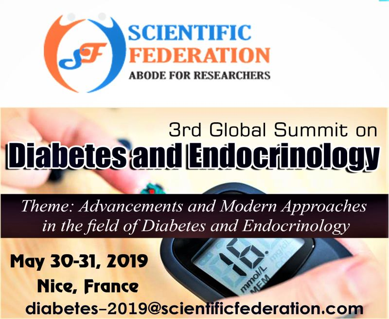 3rd Global Summit of the Diabetes and Endocrinology