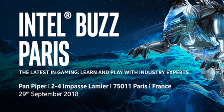Intel® Buzz Workshop Paris 2018