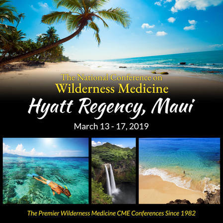 National Conference on Wilderness Medicine