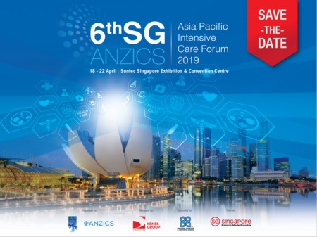 6th SG-ANZICS Asia Pacific Intensive Care Forum