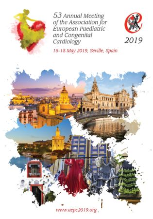 53rd Annual Meeting for European Paediatric and Congenital Cardiology