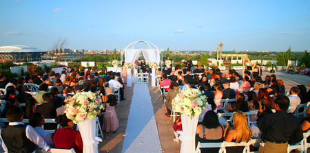 Terrace On The Park, Fall Bridal Showcase