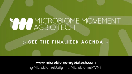 The Microbiome Movement - AgBioTech Summit 2019