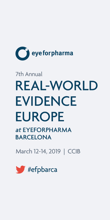 Real-World Evidence Europe at eyeforpharma