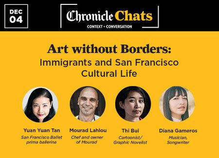 Art without Borders: Immigrants and San Francisco cultural life