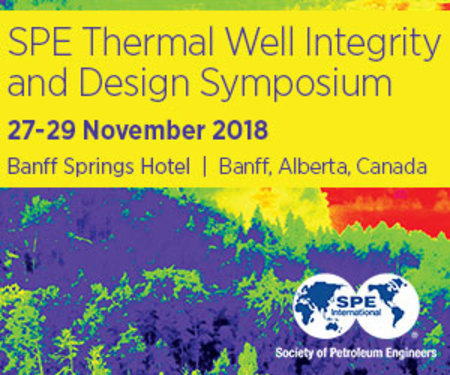 SPE Thermal Well Integrity and Design Symposium