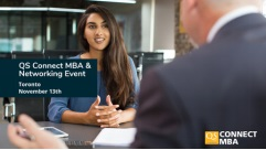 Toronto Connect MBA Event: Free Headshots and Meet Top MBA Programs 1-on-1