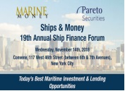 19th Annual Ship Finance Forum - Ships and Money