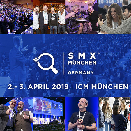 Search Marketing Expo - Munich 2019
