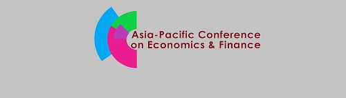 2019 Asia-Pacific Conference on Economics & Finance